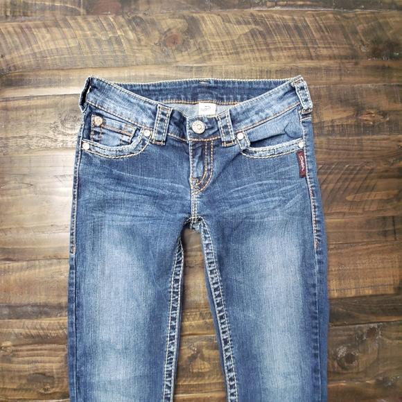Silver Jeans Denim - SILVER Kingston Jeans | 26 LONG!